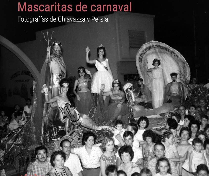 Mascaritas de carnaval. Nuevo libro digital de EMR