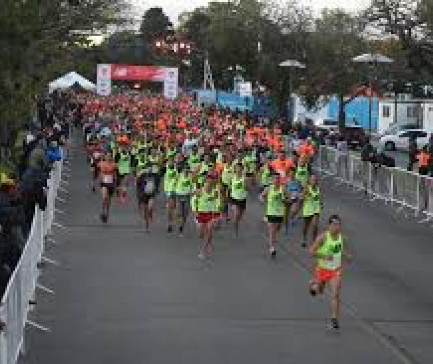 XX Media Maratón NB Rosario - 21,095 mts.