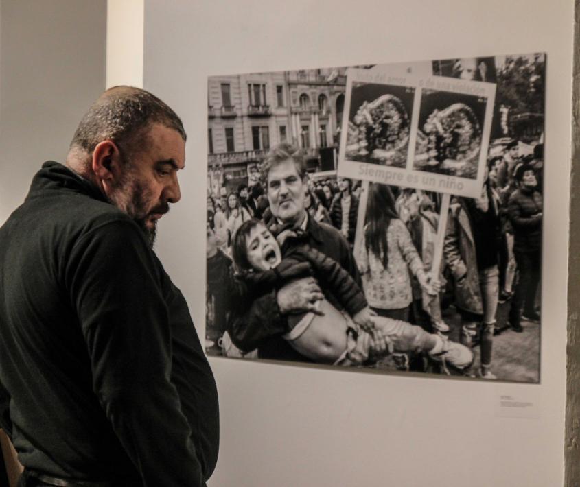 Muestra Anual de Fotoperiodismo Argentino