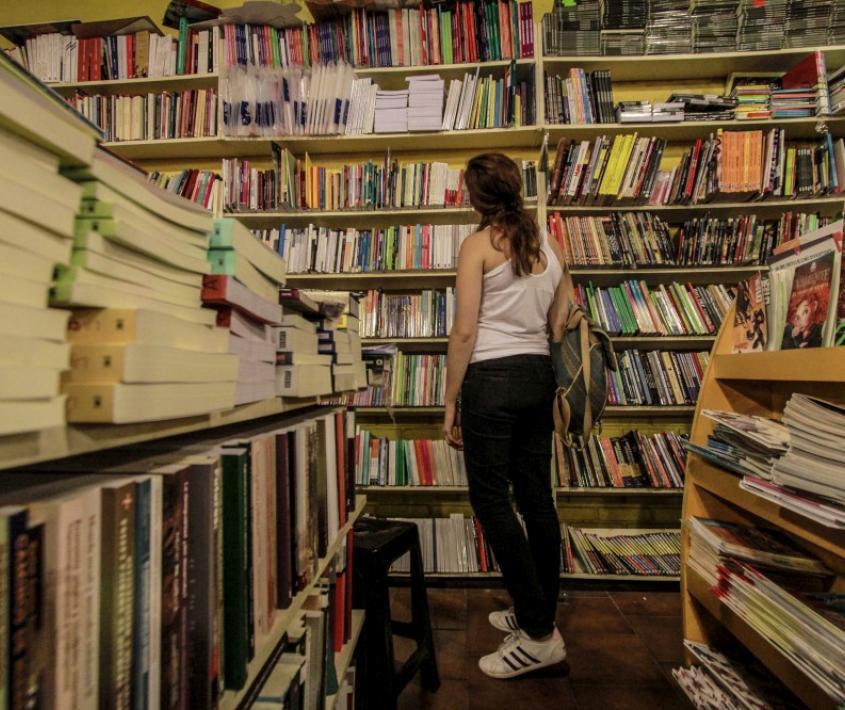 Semana de la Lectura | Los oficios del leer