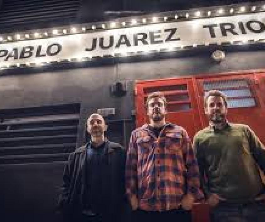 Recital de Pablo Juarez Trío