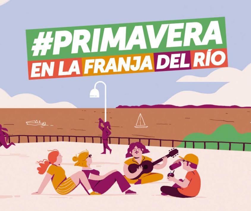 Fin de semana de Primavera en la Franja del Río