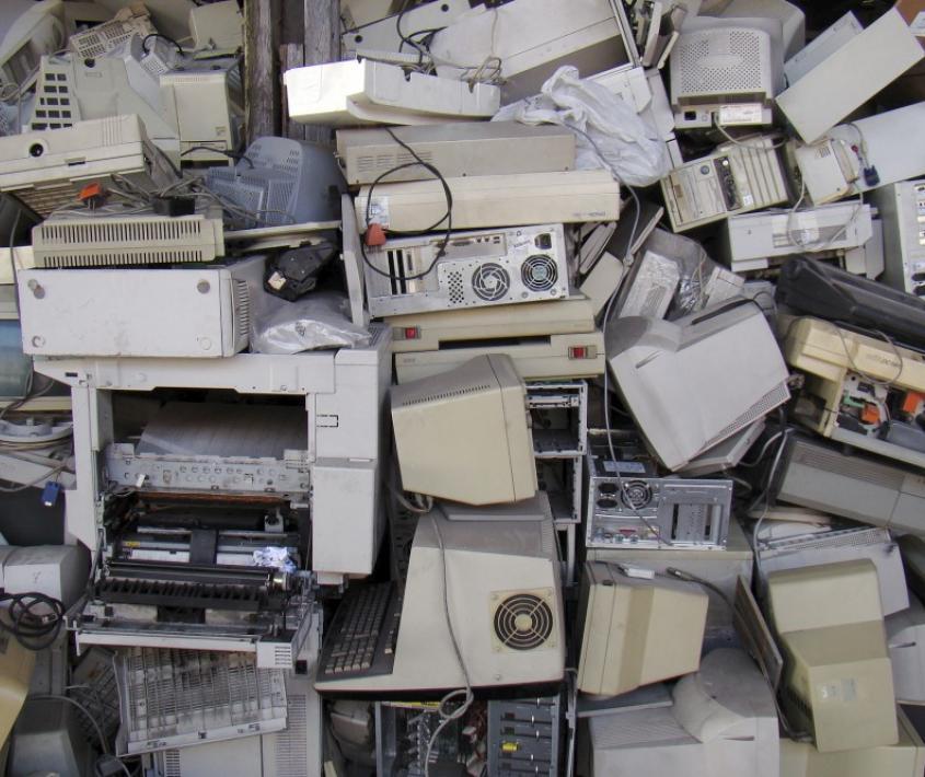 Recepción de residuos especiales en el Distrito Sur