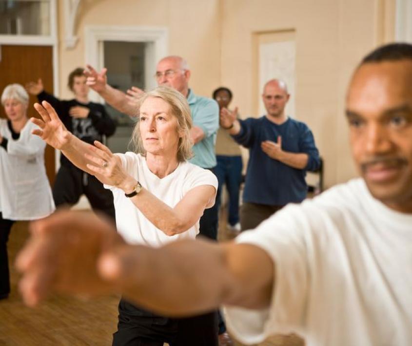 Tai Chi y Chi Kung. Movimiento para la Salud.