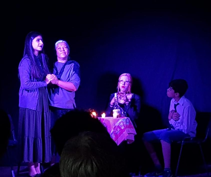 Teatro online para jóvenes y adultos