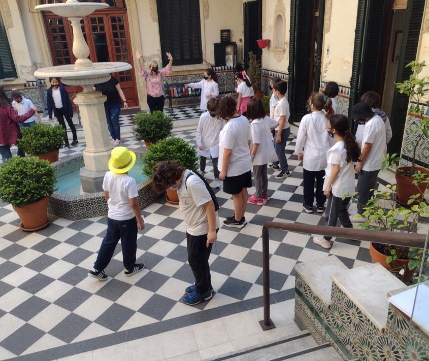 Visitas guiadas en el Museo Estevez