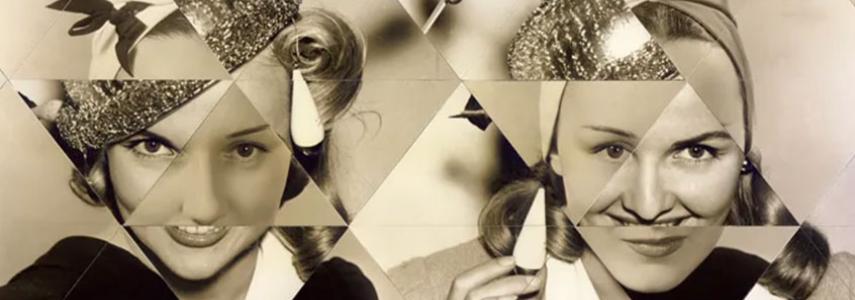 Collage geométrico