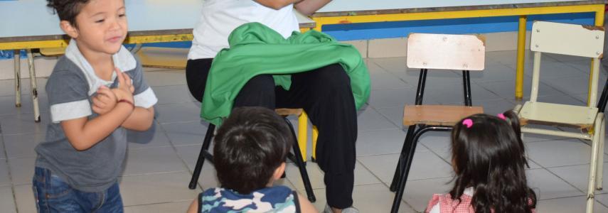 Educación en Centro de Convivencia Barrial