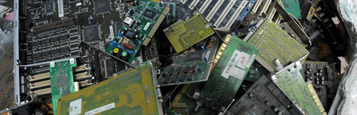 Desechos informáticos