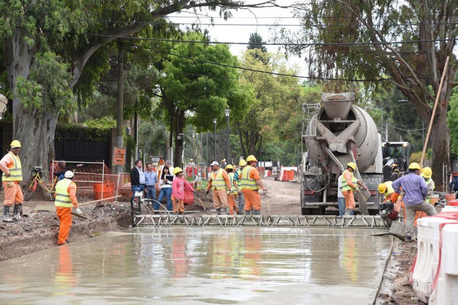 Remodelación de Avenida Carrasco