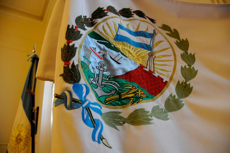 Bandera de Rosario