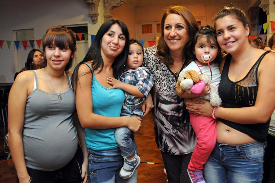 Alumnas madres