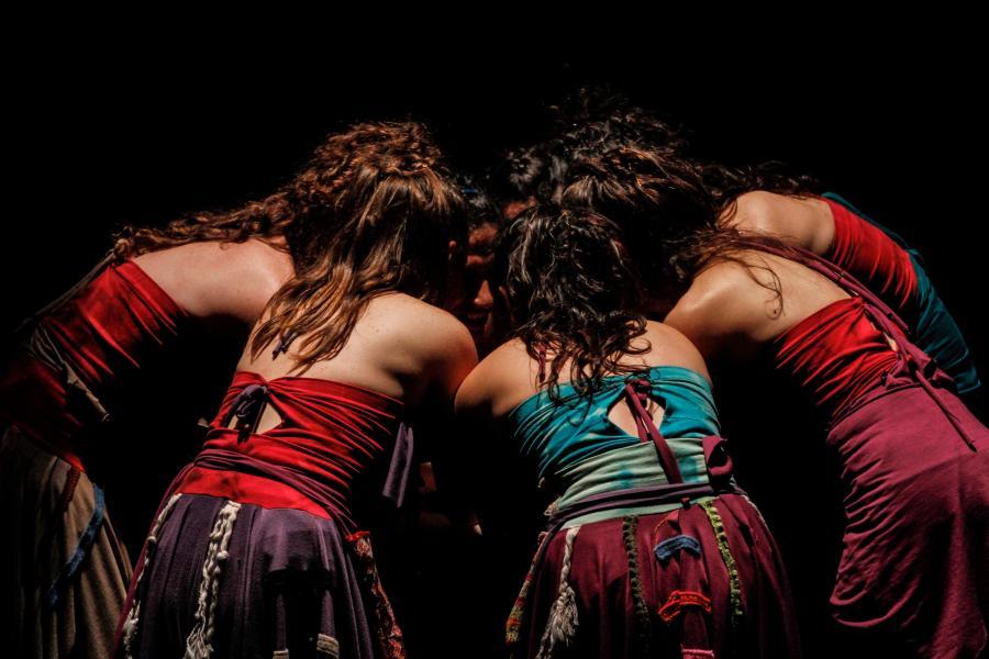 Danza de mujeres