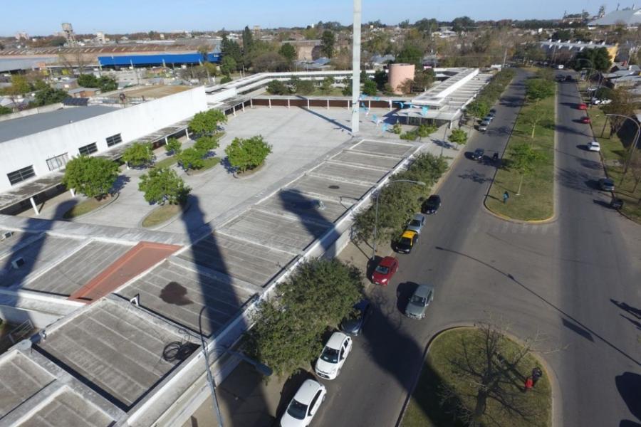Centro Municipal de Distrito Sudoeste