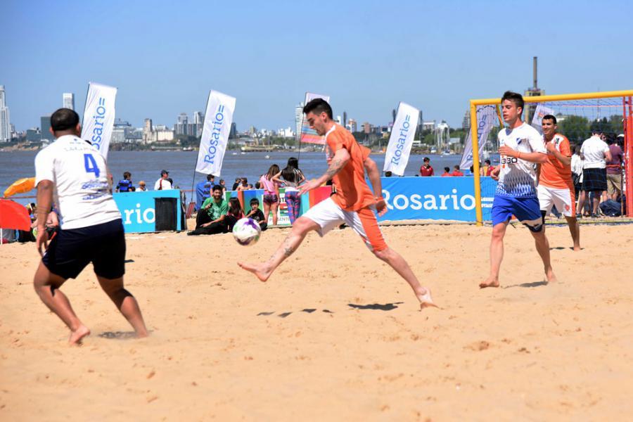 Rosario será sede de los Juegos Suramericanos de Playa 2019