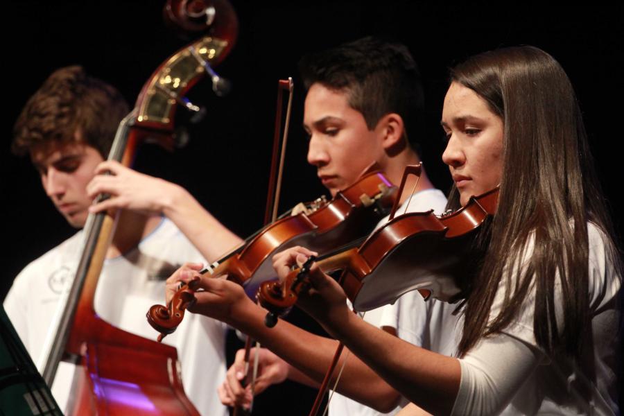 Presentación de Orquesta Barrio Ludueña