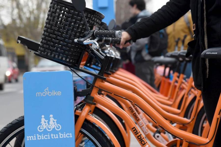 Nuevas estaciones bicicletas públicas