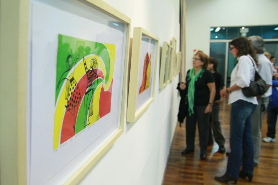 Muestra de la Escuela  Manuel Musto