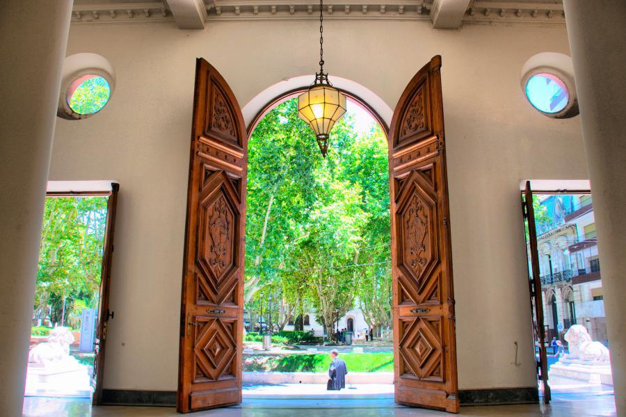 Edificio Palacio de los Leones - Municipalidad de Rosario
