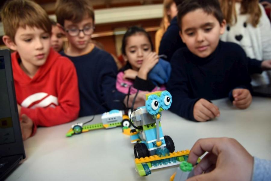 Talleres de robótica