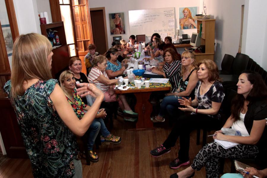 Reunión Rosario 2030