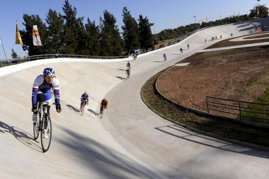 Velódromo Parque Reginal Sur