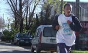 Maratón en barrio Ludueña