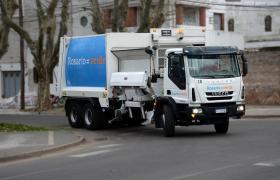 Camión recolector SUMAR