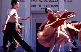 Ballet de Danzas Argentinas de la Escuela Municipal