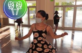 Danza latinoamericana