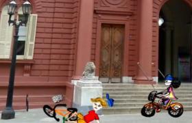 Escuela Móvil en Bici