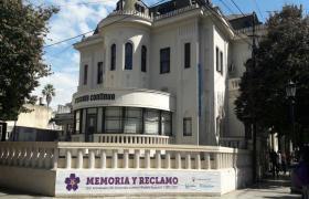 Fachada Museo de la Memoria