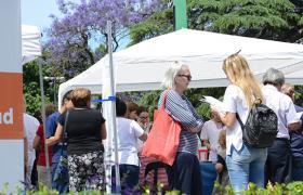 Feria de la salud