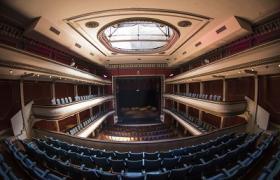 Teatro La Comedia Convocatoria Un Escenario Distinto