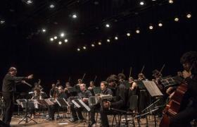 Escuela Orquesta de Tango en Centro Cultural Parque de España