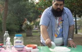 receta pan horno de barro
