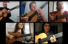 Quinteto de Guitarras de La Casa del Tango