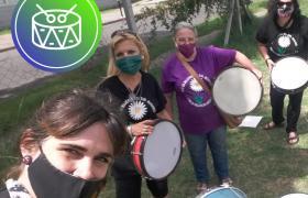 taller de tambor