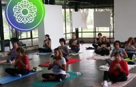 Yoga y mandalas