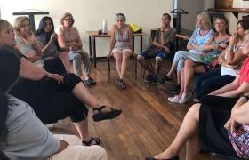 Literatura con jóvenes y adultos y Narrativa por mujeres