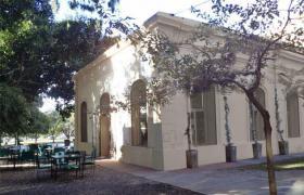 Bar vieja estación Parque Urquiza