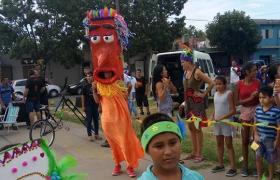 carnaval santa lucia