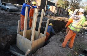Obras barrio Deliot