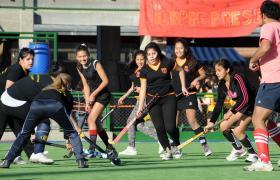 Hockey - Todos juegan