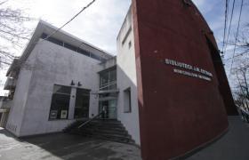 Edificio de la Biblioteca Estrada