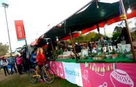 Feria Parque Alem