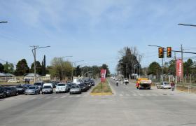 Acceso Avenida Ov. Lagos