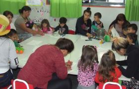 Proyecto Desarrollo Infantil
