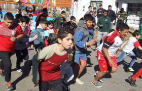 Maratón Barrial