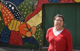 Mural en Grandoli y Gutierrez